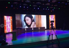济南教育电视台室内P4