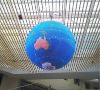 球型屏-2